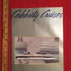 Celebrity Cruises: Century Intro Brochure 1995