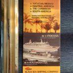 Black Sea Shipping: MS Kazakhstan and MV Odessa Balalaika Cruises 76/77