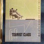 Hapag and NGL : Tourist Class Brochure.