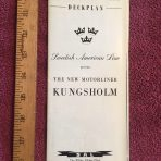 SAL: The new Kungsholm 1955 Deck Plan