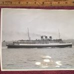 Canadian Pacific: SS Princess Katherine 1948 Press Photo