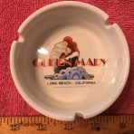 Cunard: Hotel Queen Mary Ash Tray