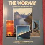 NCL: Brochure for the 1984 Fjord, North Cape and Transatlantic Cruises