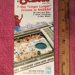 Home Lines: Oceanic Brochure plan 1975