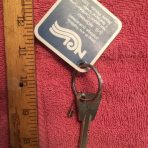 NCL: Norway Cabin A128 FOB and key