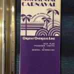 Orient Overseas Line: Oriental Carnaval Purple deck plans