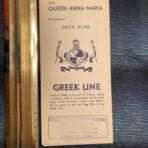 Greek Line: Queen Anna Maria Deck Plan