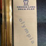 Greek Line: Olympia Deck Plan