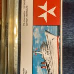 German Atlantik: Ts Hanseatic Deck plan