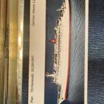 German Atlantik Line: TS Hanseatic Port Profile Deck Plan