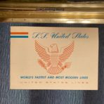 United States Lines: SSUS Mini Beal Brochure