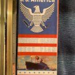 USL: SS America Tourist Class Deck Plans
