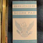 USL: SS United States Blue Bridge Score Pad