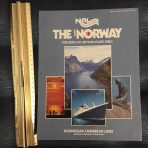 NCL: SS Norway Fjord, North Cape and Trans-Atlantic Cruises summer / Fall 1984