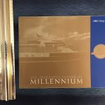 Celebrity Cruises: Intro brochure for the Millennium 2000-2001