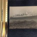 Polish Ocean Lines: SS Batory Postcard