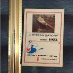 Polish Ocean Lines: SS Stefan Batory 1975 Info Brochure