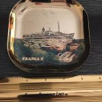 Costa Line: Franca C Silver Tip Plate