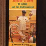 American Export: Sunlane Cruises 1964 Mini Brochure