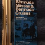 HAL: 1977 Bermuda and Nassau Cruises