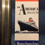 United States Lines: SS American Cabin Class DP