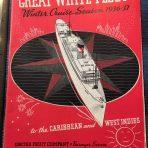 United Fruit: GWF Winter Cruise Season 36-37 Giant Deck plan