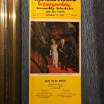 Cruise and Tours Everywhere Steamship Schedules October 15 1970