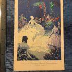 French Line: De Grasse Concert Program 1927