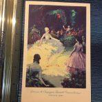 French Line: De Grasse Concert Program 1926