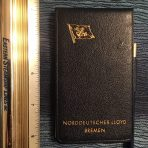 NDL: Mini Note Pad and Pencil