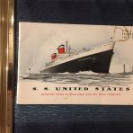 United States Lines: SSUS NNSDC Trial booklet