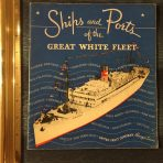 United Fruit/ GWF: Blue Ships and Ports Brochure