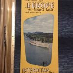 Royal Inter Ocean Lines: Yellow Pacific coast to Europe via Panama