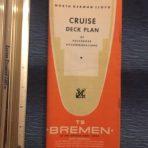 NGL: Orange TS Bremen Cruise Plan