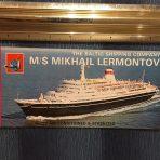 Black Sea Shipping: Mikhail Lermontov Deck Plan