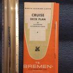 NDL: Orange Bremen 5 Cruise plan