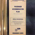 Chandris: Amerikanis Deck plan… preliminary