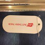 Royal Viking Line: Baggage Tag