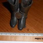 Hudson River Day Line: Peter Stuyvesant souvenir boots