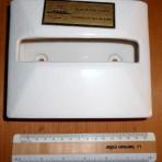 Cunard Line: Queen Mary Cabin bathroom tissue holder. Restocked