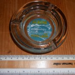 Alaska Marine Line: Onboard Ashtray
