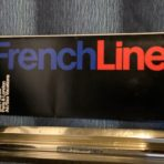 French Line: ss France Paris and London Air/ Sea vacations &'73