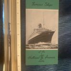HAL: Famous Ships of HAL 1939 mini foldout