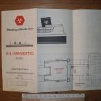 Hanseatic deckplan
