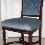 Cunard Line and Hapag! Berengaria/ Imperator Dining room chair without arms #1: This item has been sold