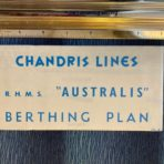 Chandris: SS Australis Deck Plans
