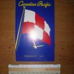 Canadian Pacific: Empress of England Passenger List