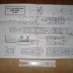 SS Silverstar deckplan