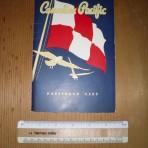 Canadian Pacific: Empress of Scotland 1954 Passenger list