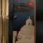 Sun Line: 1975 Cruise Booklet w/ Deck Plans